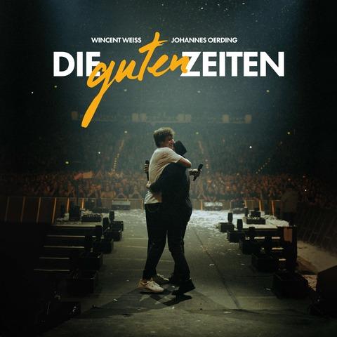 Die Guten Zeiten von Wincent Weiss & Johannes Oerding - 2-Track Single CD jetzt im Wincent Weiss Shop